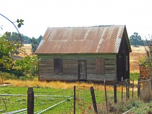 Barns of the Past
