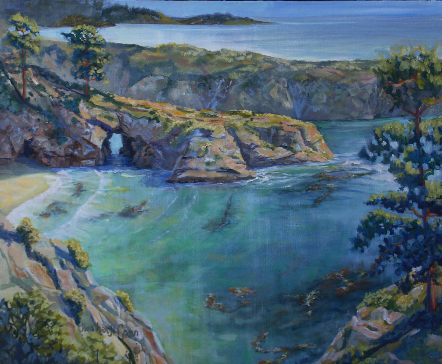 Pacific Coast Paintings