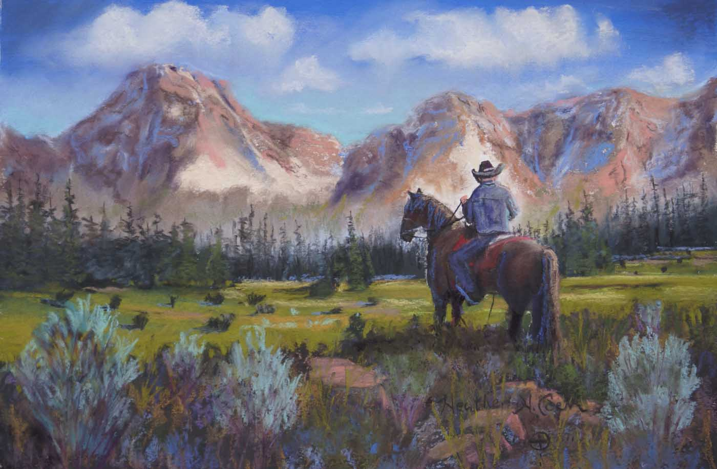Pastel Society of the West Coast and West Coast Artists